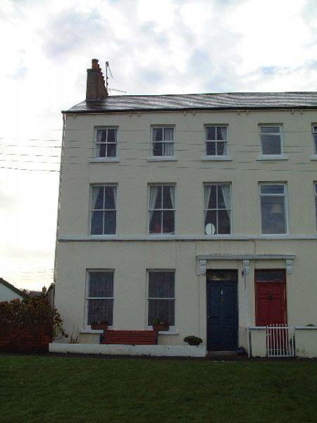 Building Survey of Large Dewlling House